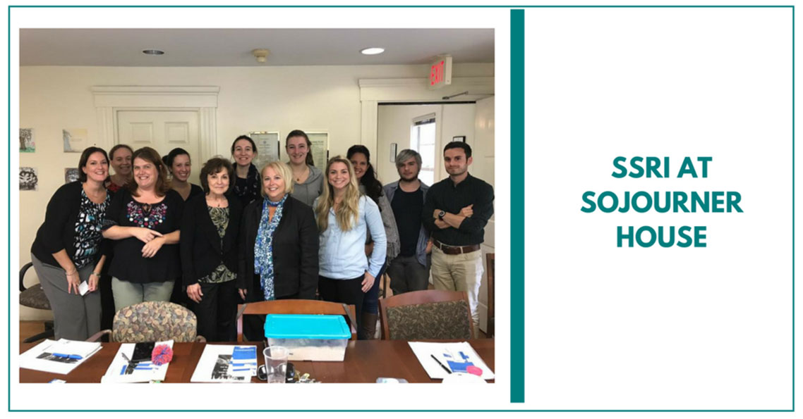 SSRI At Sojourner House